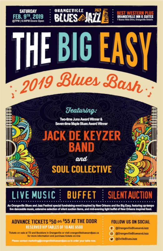 Blues Bash 2019