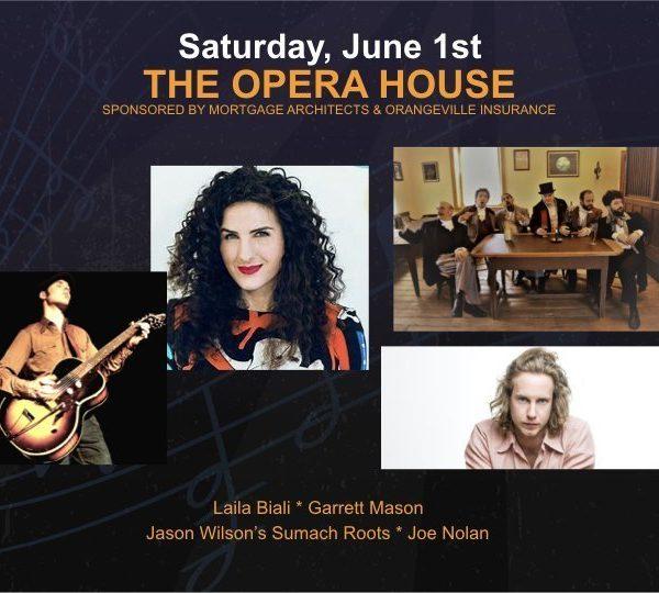 Opera House – Saturday