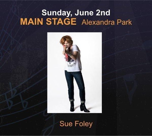 TD Main Stage – Sunday