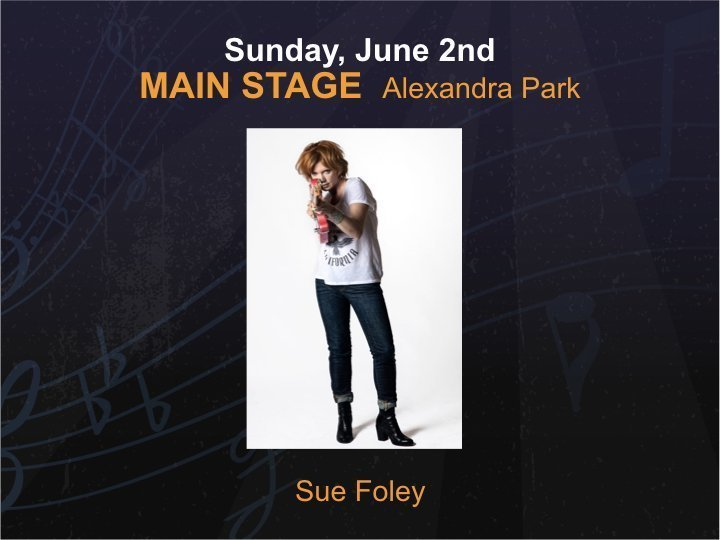 TD Main Stage - Sunday @ Main Stage