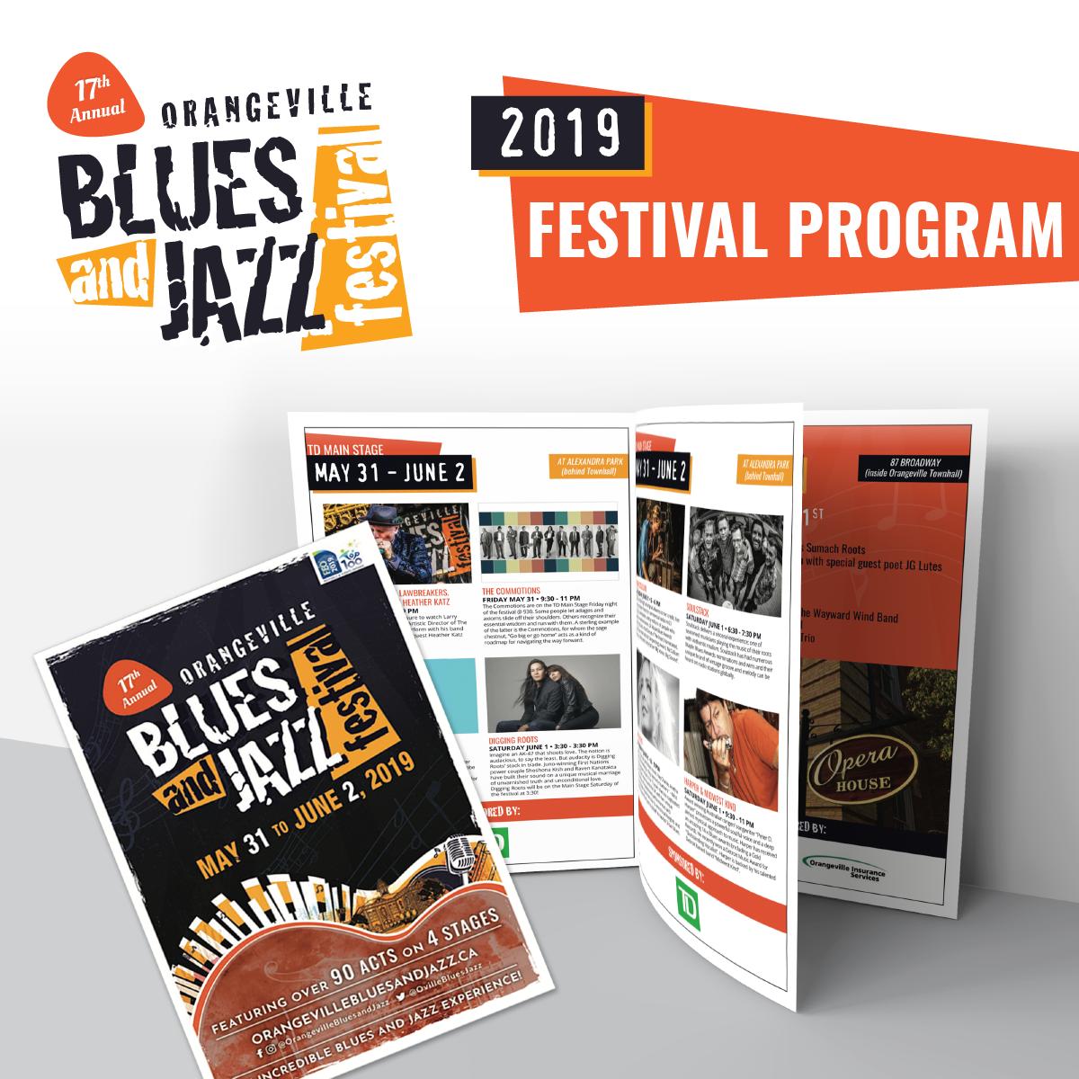 2019 Festival Program