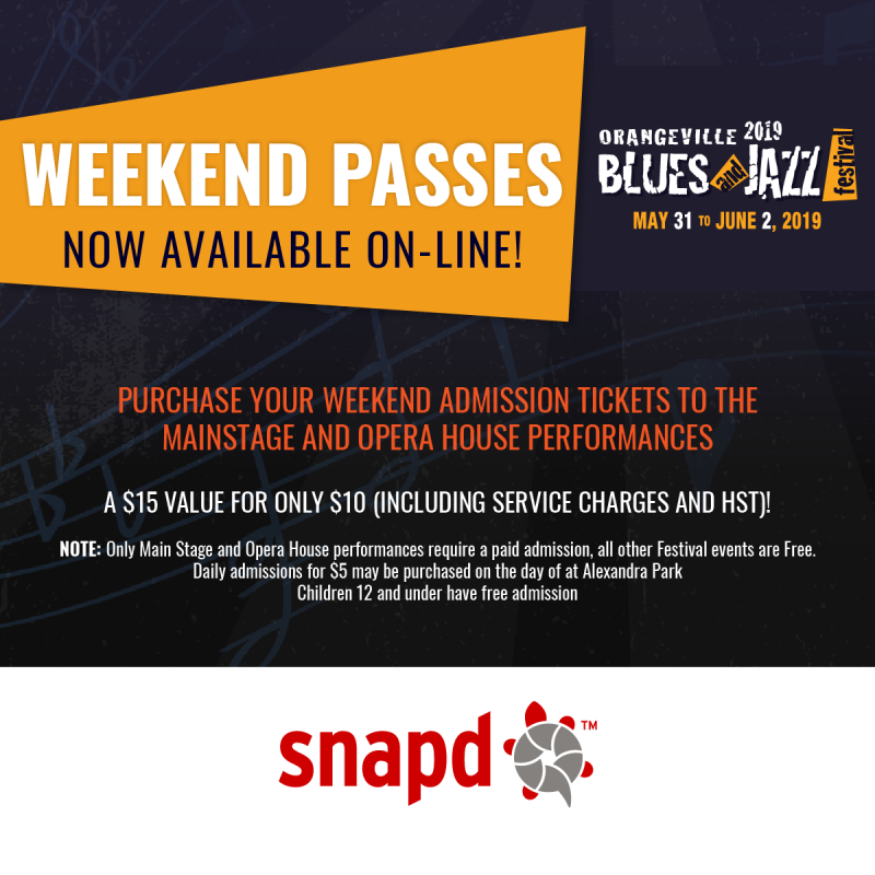 Purchase Weekend Passes Online