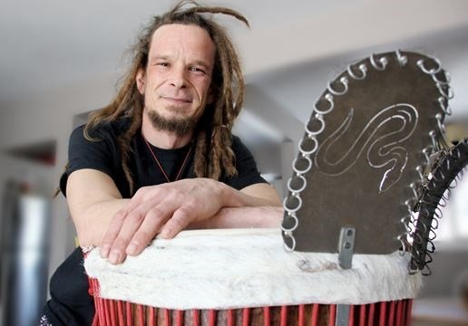 Jamie Andrews – Family Drum Circle Workshop