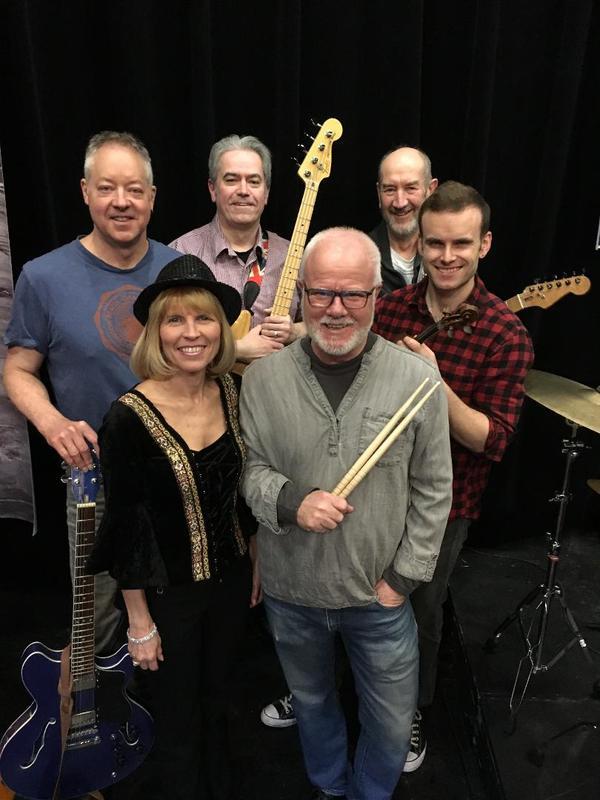Leisa Way & The Wayward Wind Band