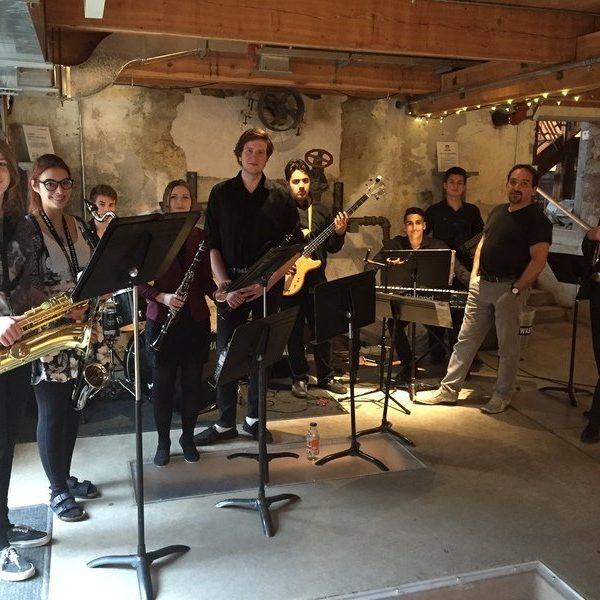 Robert F Hall Jazz Band