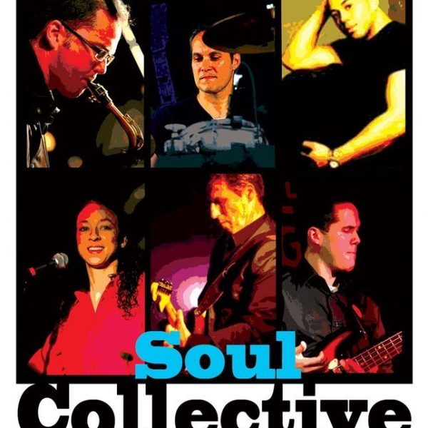 Soul Collective with Rob James